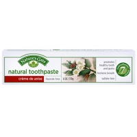 Natures gate creme dental