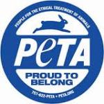 Peta round logo