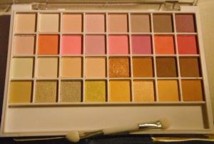 Kit da E.l.f com 32 cores